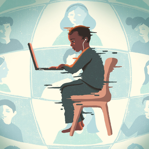Remote Learning Can Bring Bias Into the Home