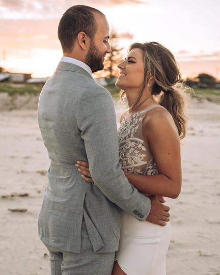 Nothing else matters ✨😍 @wild.weddings