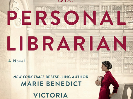 Book Buzz: The Personal Librarian by Marie Benedict and Victoria Christopher Murray