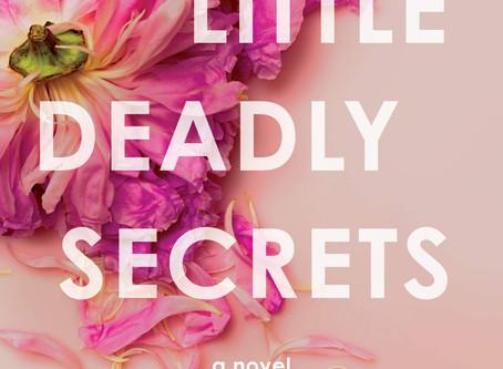 Book Buzz: Little Deadly Secrets by Pamela Crane