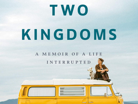 Book Buzz: Between Two Kingdoms: A Memoir of a Life Interrupted by Suleika Jaouad