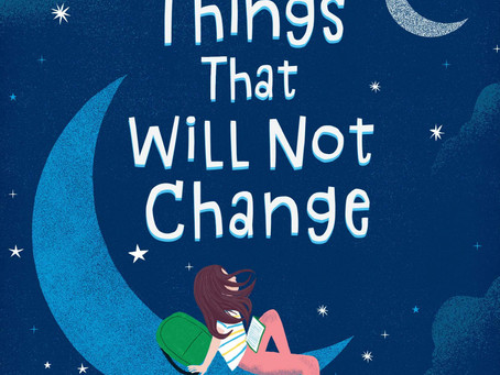 Book Buzz: The List of Things That Will Not Change by Rebecca Stead