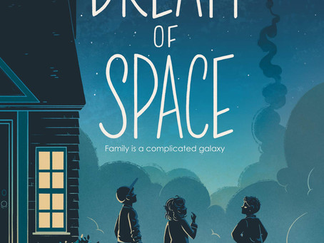 Book Buzz: We Dream of Space by Erin Entrada Kelly