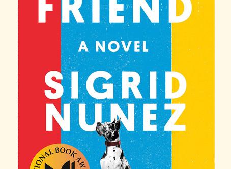 Book Buzz: The Friend by Sigrid Nunez