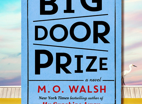 Book Buzz: The Big Door Prize by M. O. Walsh