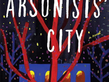 Book Buzz: The Arsonists' City by Hala Alyan
