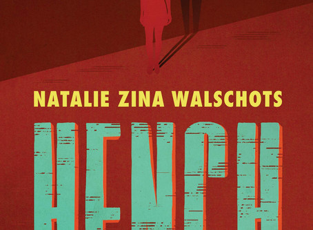 Book Buzz: Hench by Natalie Zina Walschots