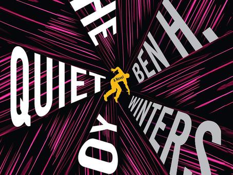 Book Buzz: The Quiet Boy by Ben H. Winters