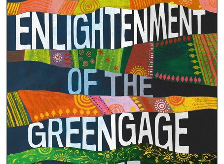 Book Buzz: The Enlightenment of the Greengage Tree by Shokoofeh Azar