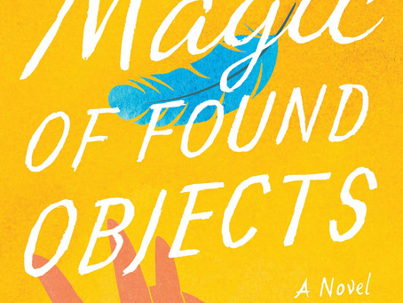 Book Buzz: The Magic of Found Objects by Maddie Dawson