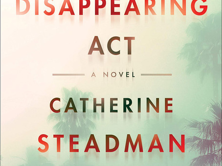 Book Buzz: The Disappearing Act by Catherine Steadman