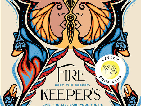 Book Buzz: Firekeeper's Daughter by Angeline Boulley