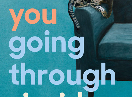 Book Buzz: What Are You Going Through