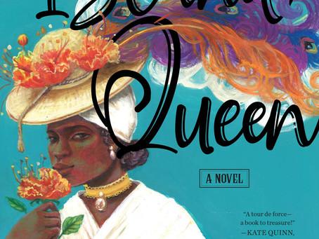 Book Buzz: Island Queen by Vanessa Riley