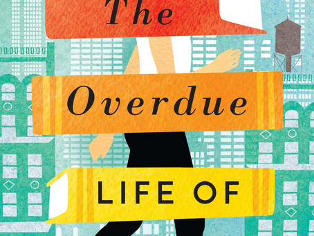 Book Buzz: The Overdue Life of Amy Byler by Kelly Harms