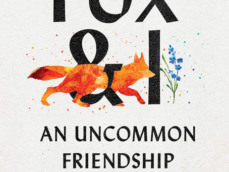 Book Buzz: Fox and I: An Uncommon Friendship by Catherine Raven