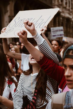 2018_Marcha feminista