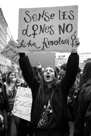 8 Marzo 2018_Dia internacional de la Mujer