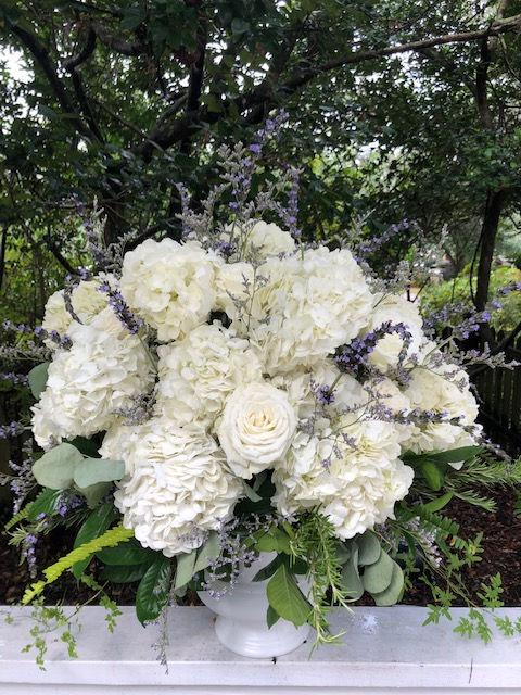 White Hydrangea Urn Arrangement.jpg