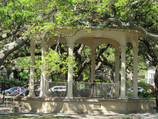Wedding Venues Around Charleston: The Gazebo At White Point Gardens