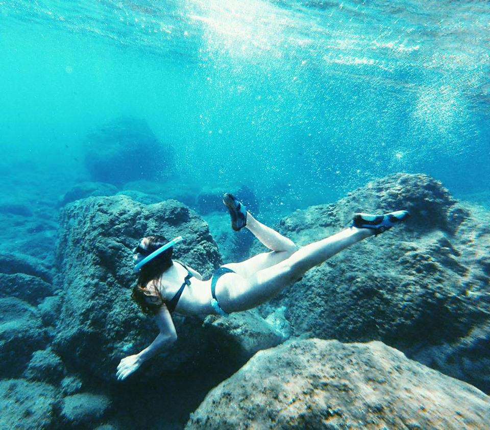foto subacquea punta Paci'