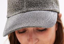 berretto metallizzato