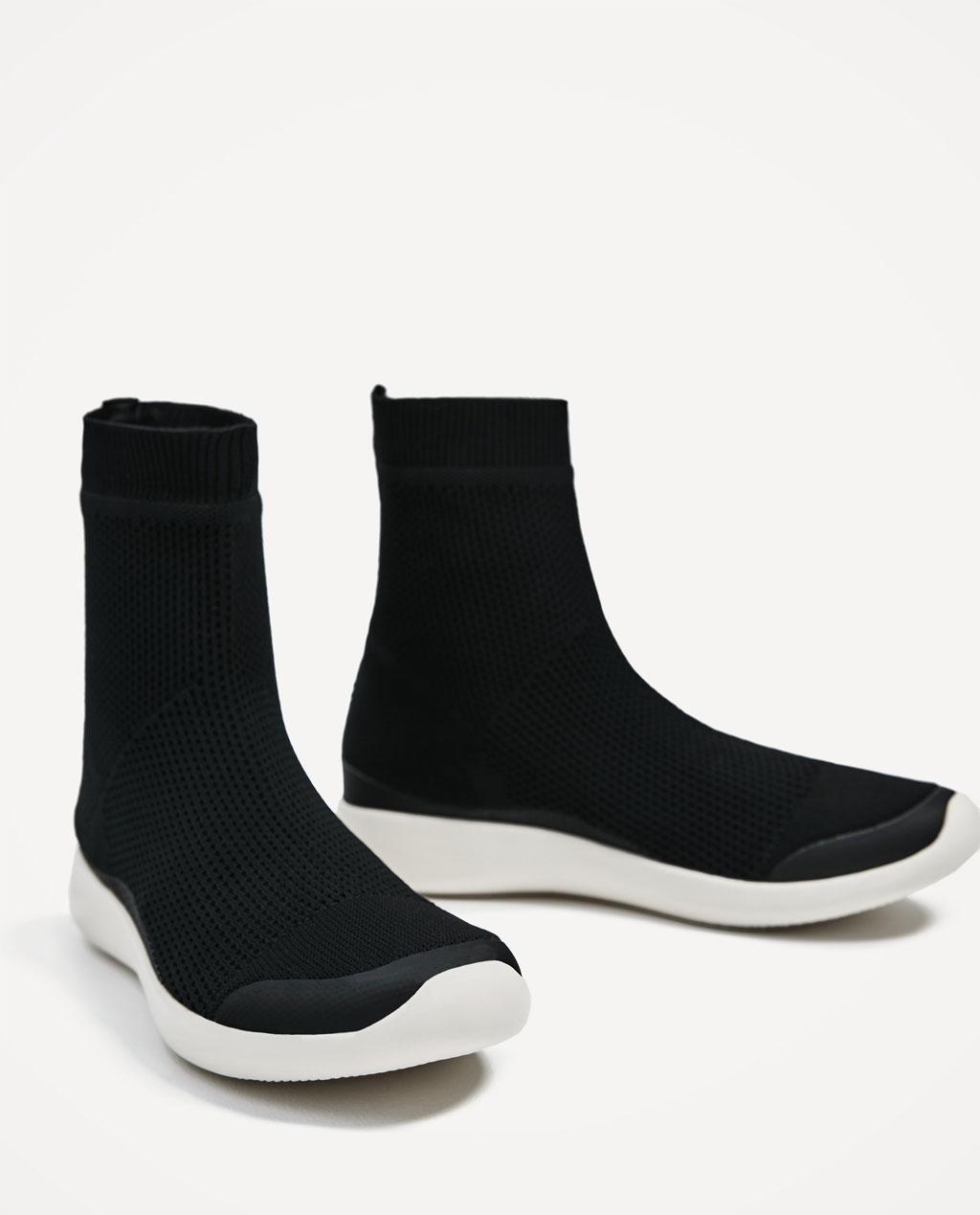 sneaker calzino