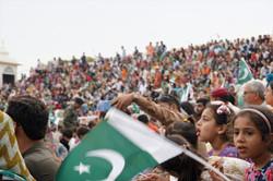 India-Pakistan, Border