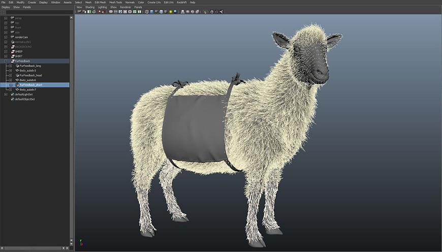 Interio Sleep - Sheep