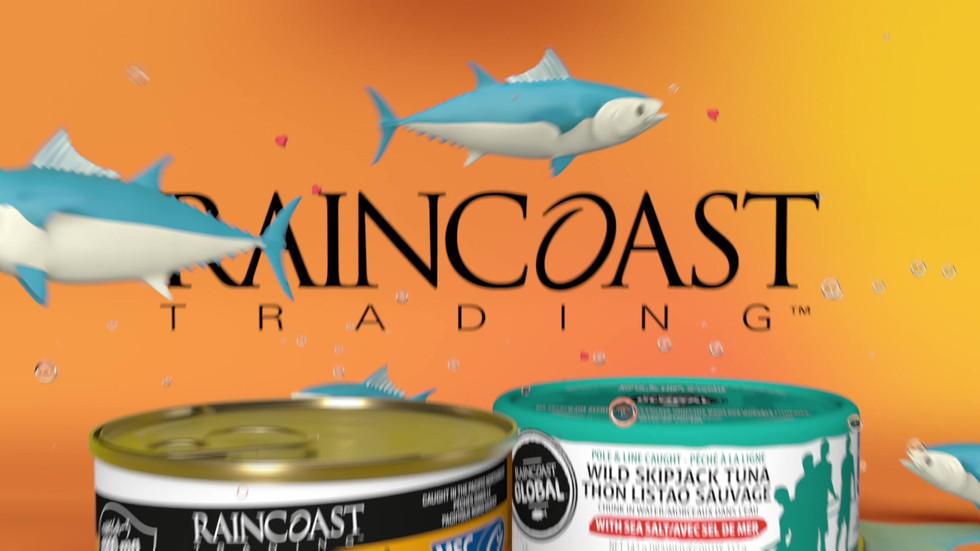 Raincoast Tuna Animation