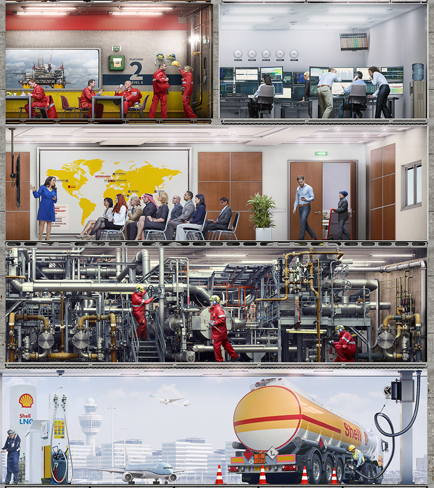 Shell Renovation - 100m Billboard