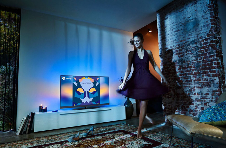 Philips Tv Campaign