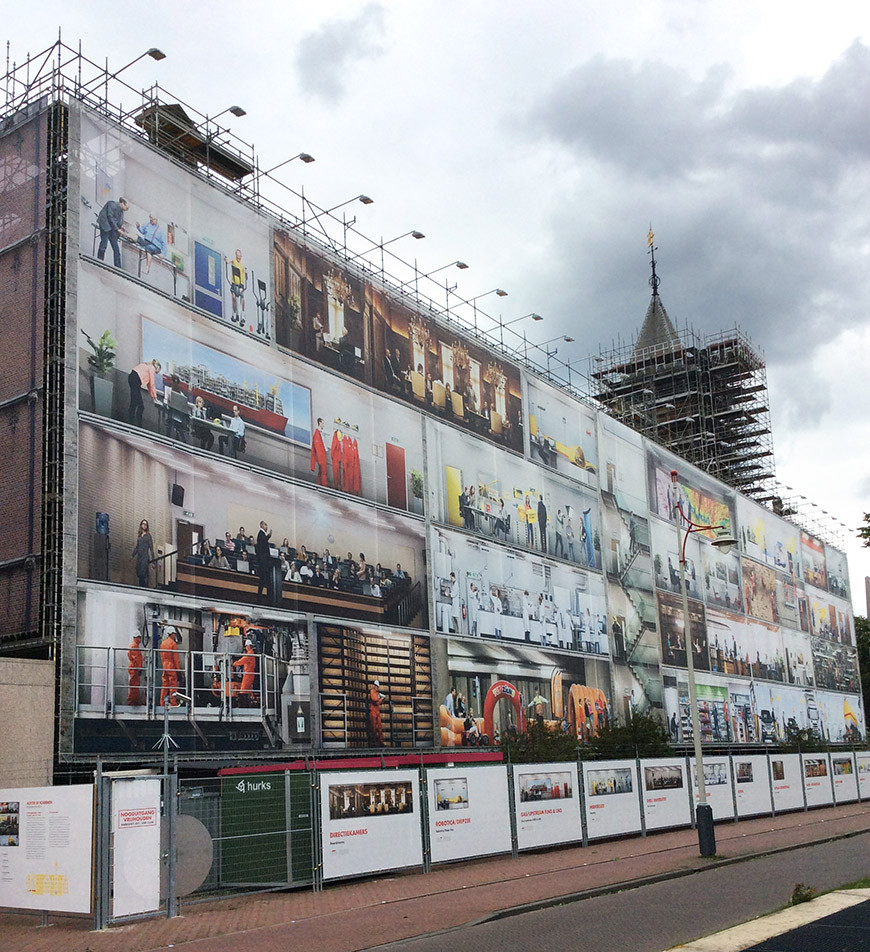 Shell Renovation - 100m Billboard
