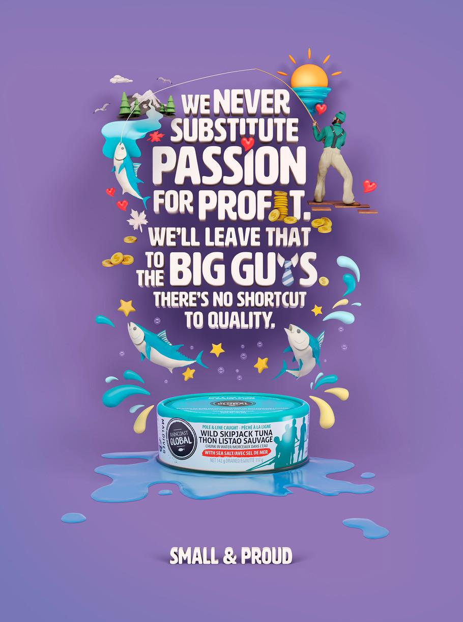 Raincoast Tuna Campaign