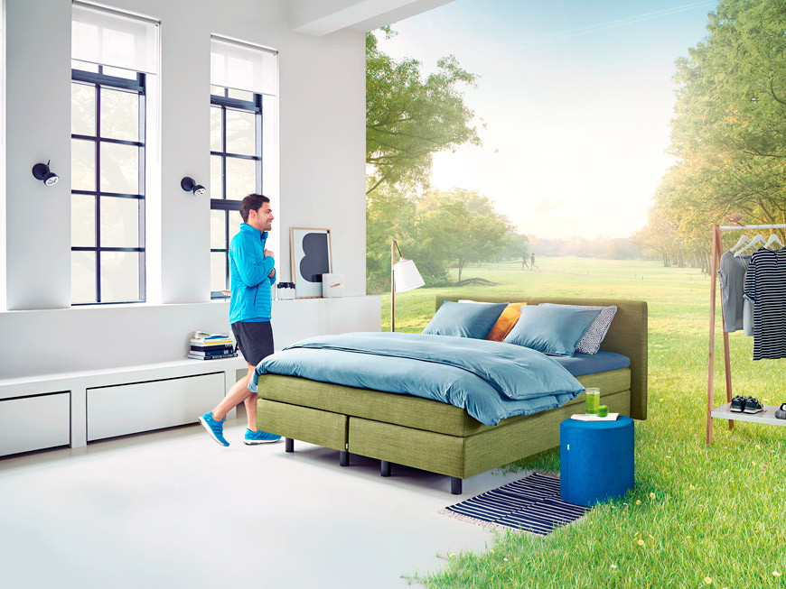 Auping Beds Campaign