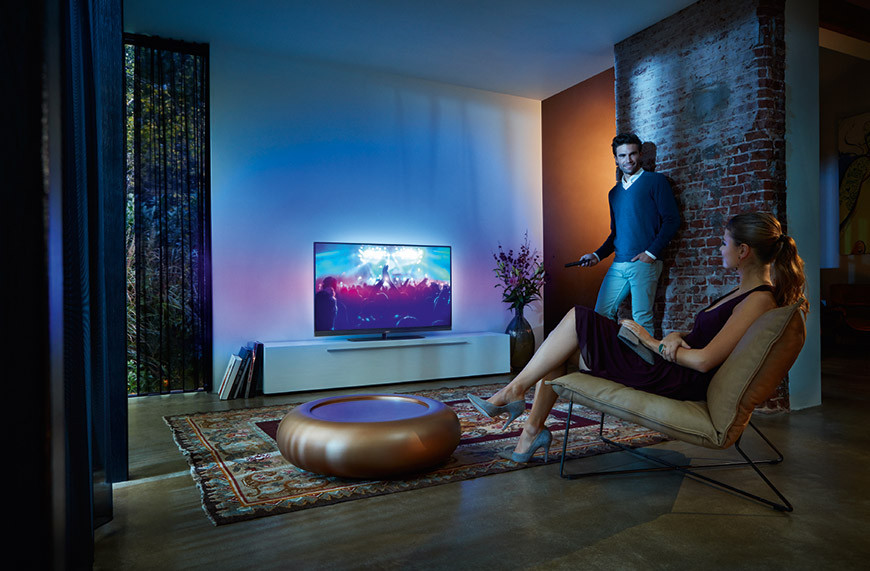 Philips Tv Campaign
