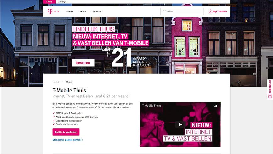 T-Mobile Campaign