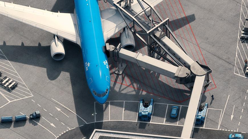 KLM - Pier Number 1