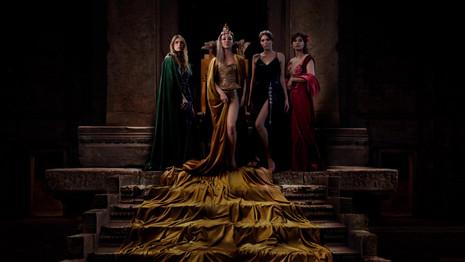 Velvet Muses - Sensualité Campaign