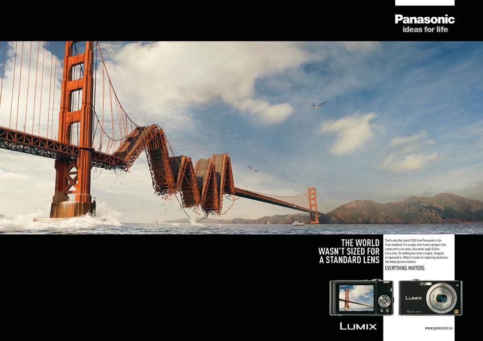 Panasonic Campaign Visual 01