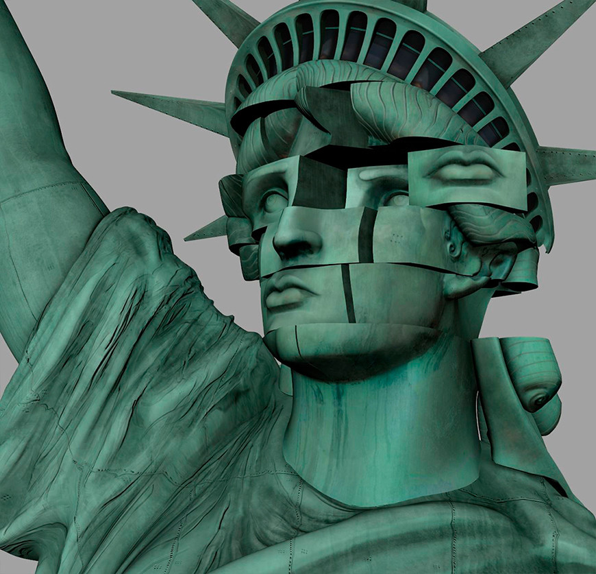 Statue Of Confusion
