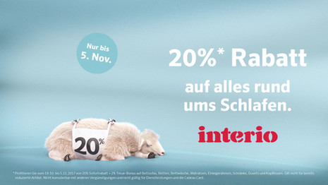 Interio Sleep: Sheep
