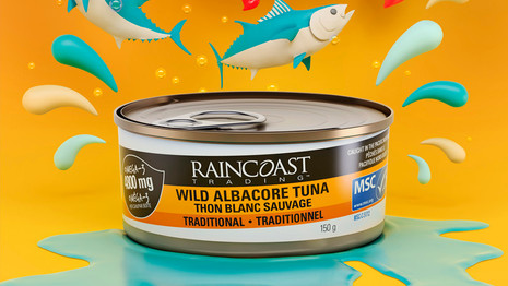 Raincoast Tuna Campaign
