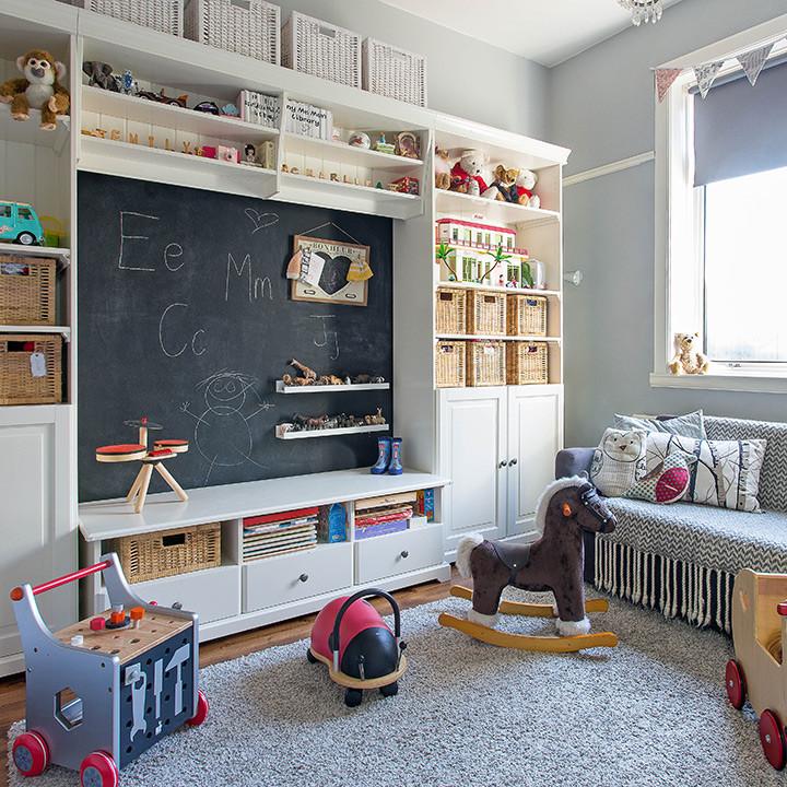 chambre enfant rangements tableau