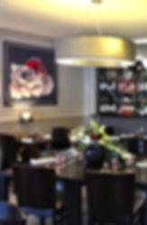 Restaurant décoration Lavaur