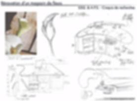plan de tendance fleuriste