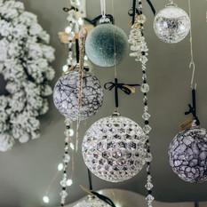 décoration de Noël à Lavaur