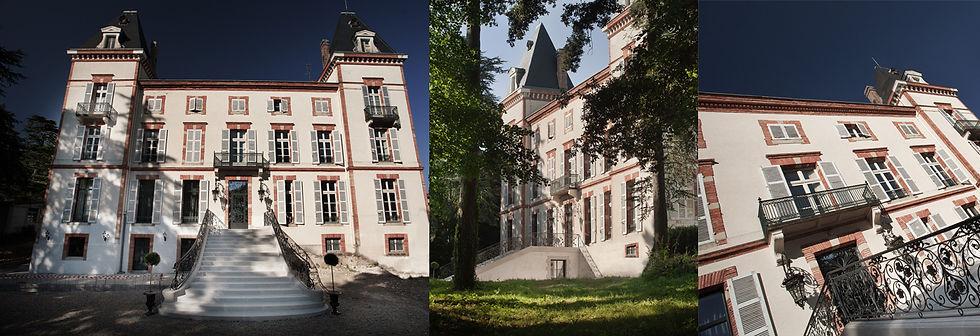 Rénovation château de Fiac Tarn Chaminade