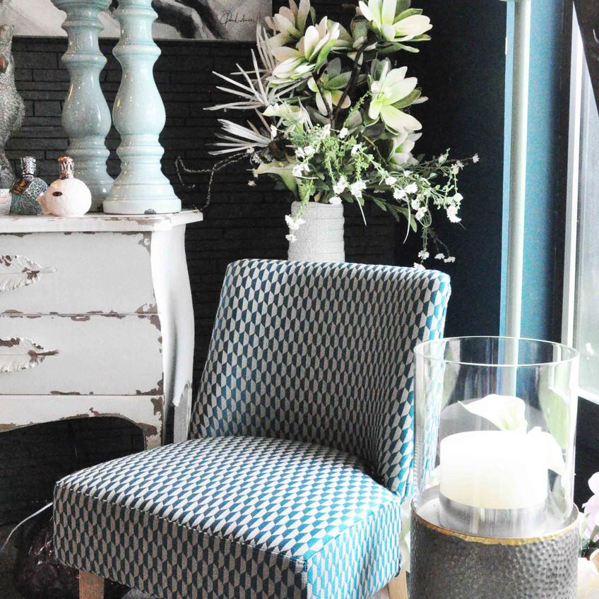 chaise décoration Lavaur