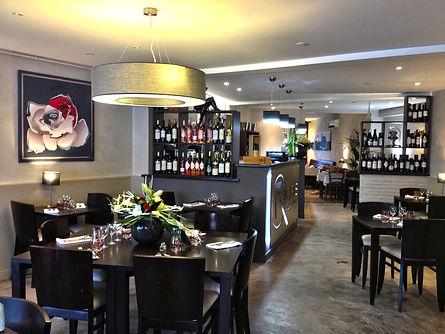 décoration rénovation restaurant